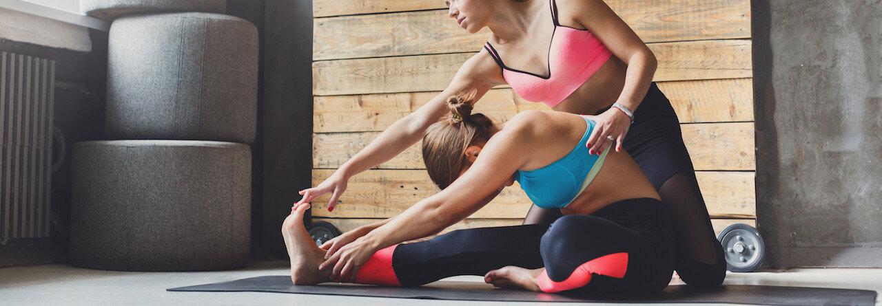 PT/Therapeutic Yoga