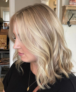 Salon Gallery Image Blonde Balayage