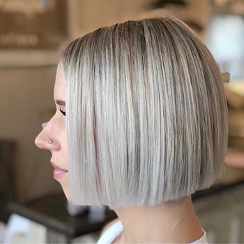 Salon Gallery Image Platinum Hair Color