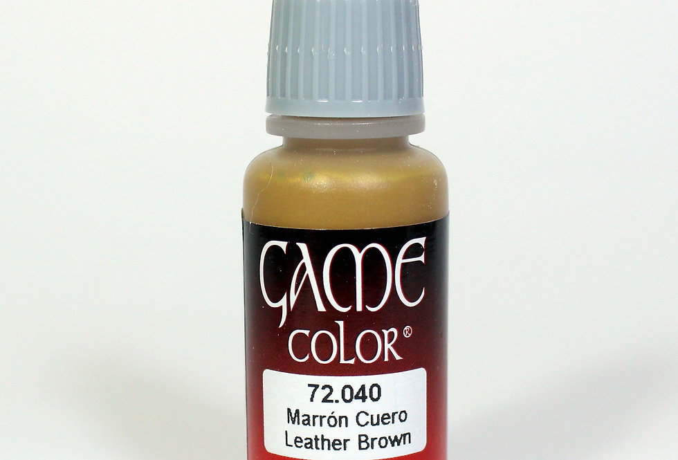 Leather Brown - Marrón Cuero