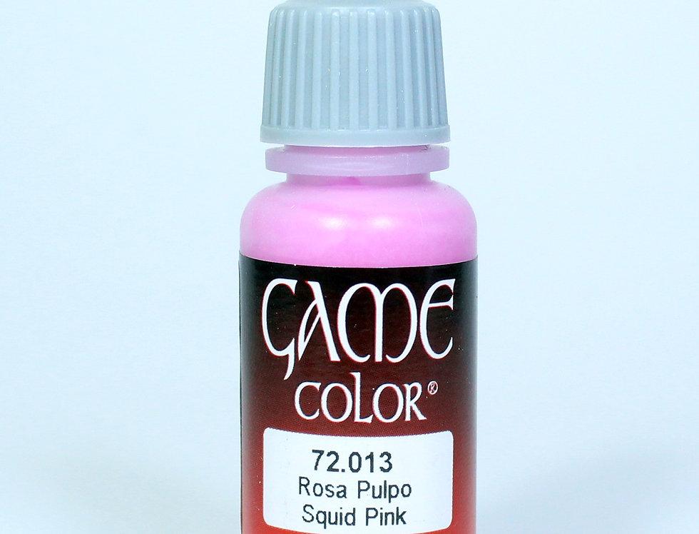 Squid Pink - Rosa Pulpo