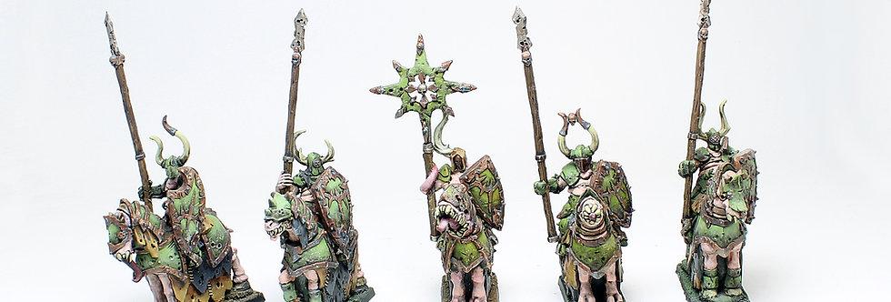 Plague cavalry