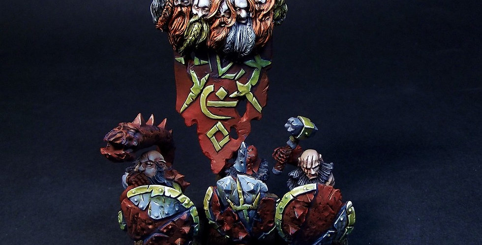 GM Dark Dwarfs