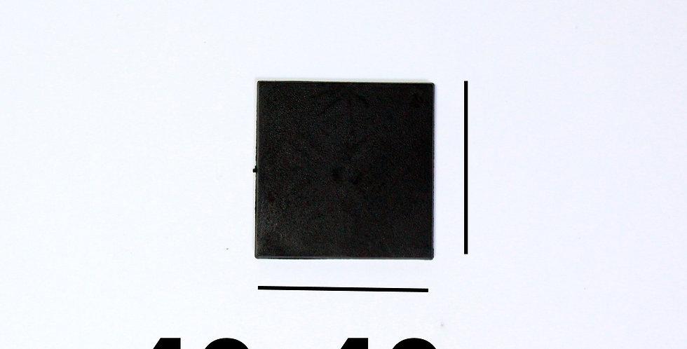 Plastic Square Base 40x40mm