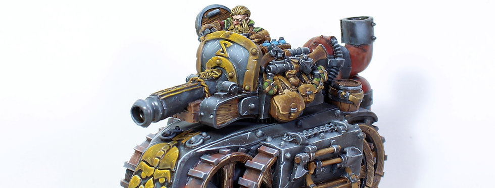 Dwarf Tank