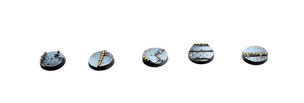Sci-fi model 1 base pack
