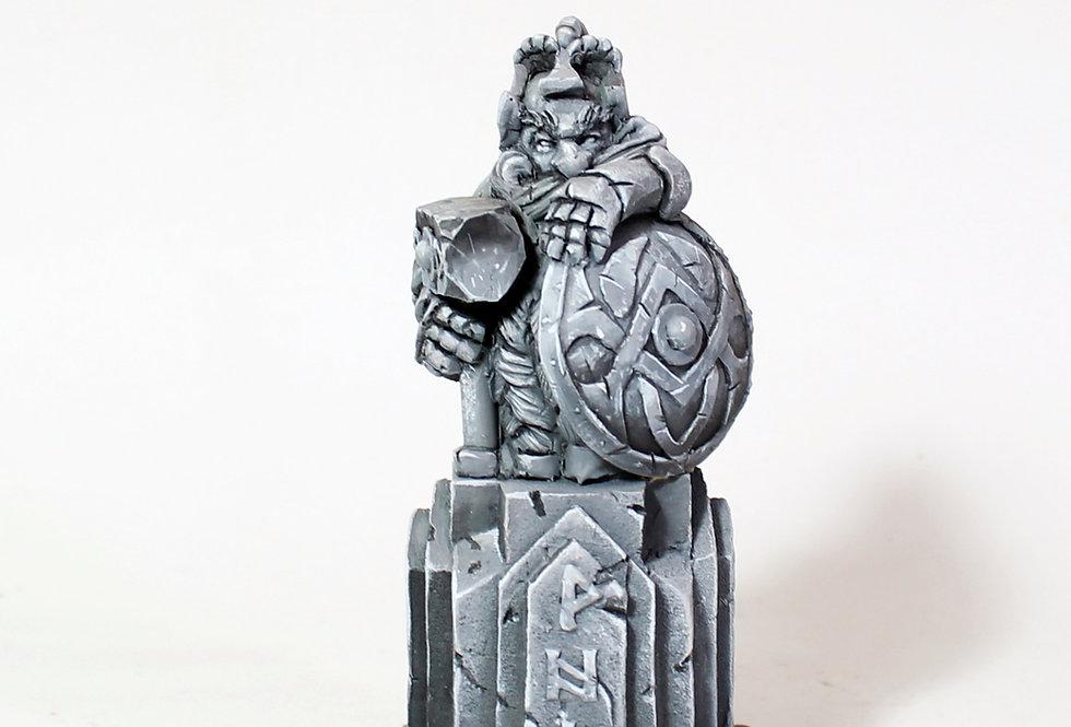 Dwarf statues 2