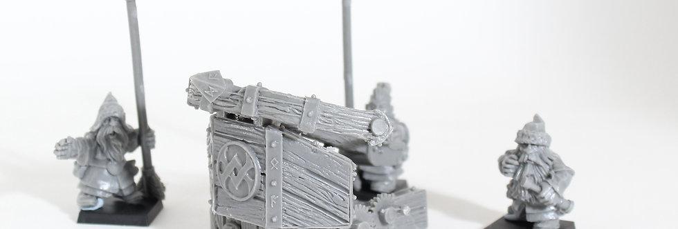 Dwarf crossbow