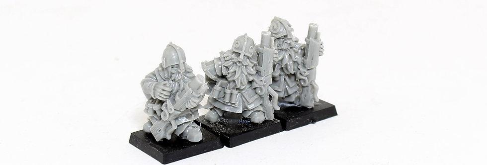 Dwarf harquebusiers 2