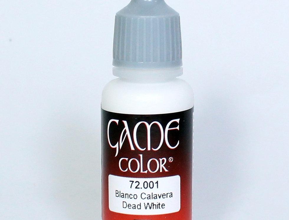 Dead White - Blanco Calavera