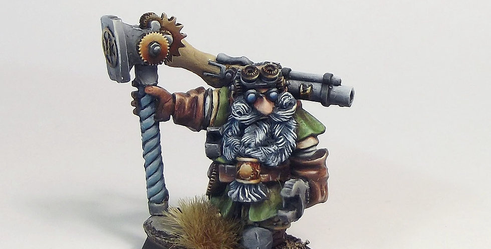 Dwarf engineer