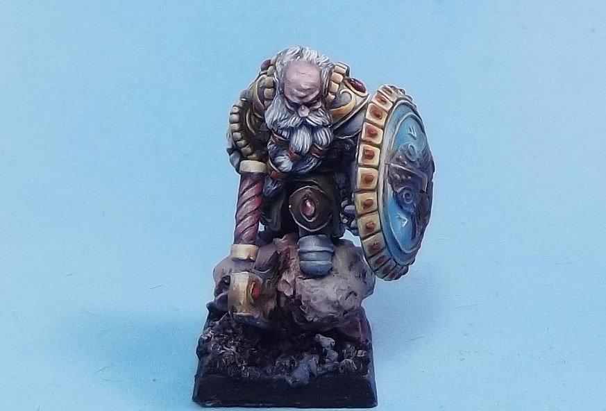 Mr. Dwarf