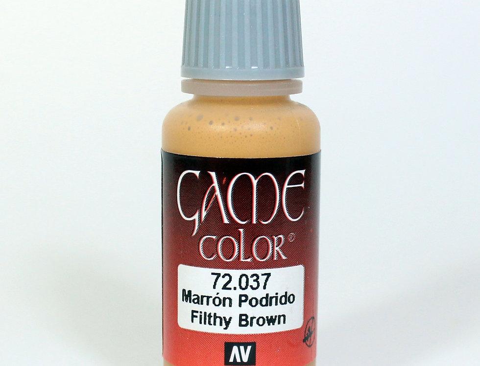 Filthy Brown - Marrón Podrido