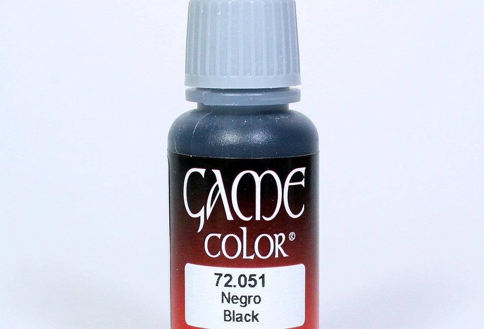 Black - Negro