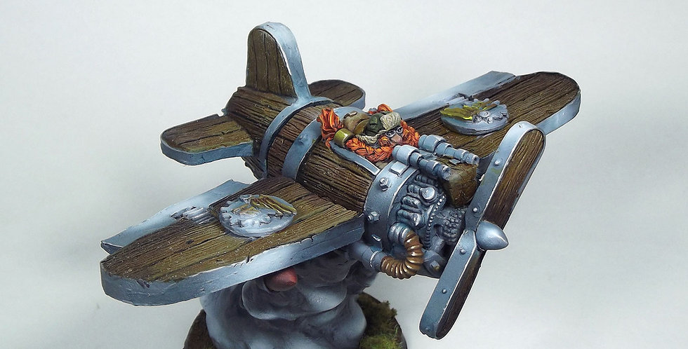 Dwarf aero machine