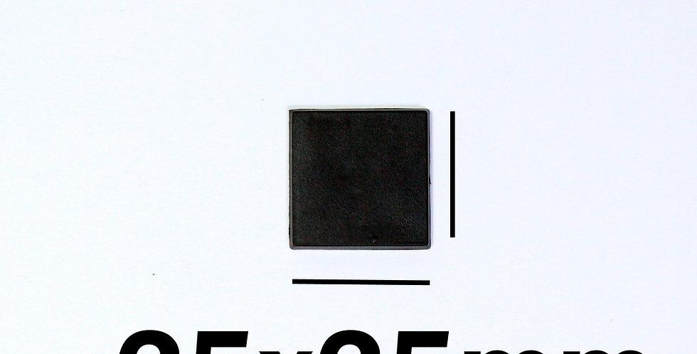 Plastic Square Base 25x25mm