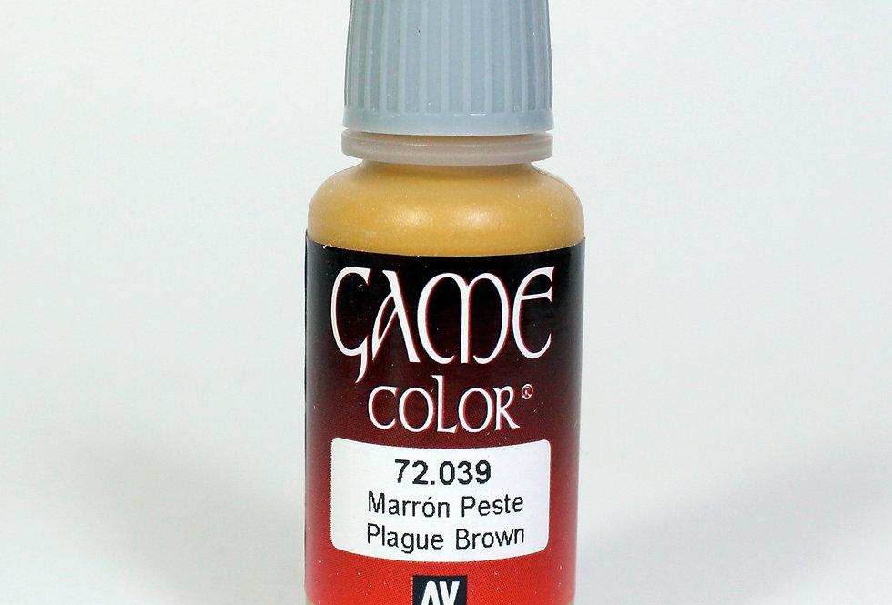 Plague Brown - Marrón Peste