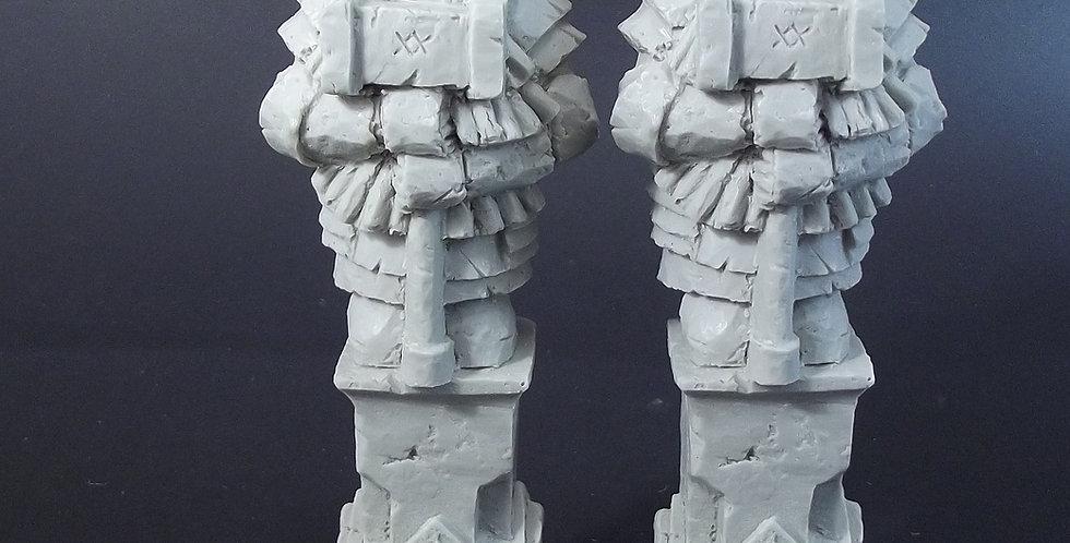 Dwarf statue