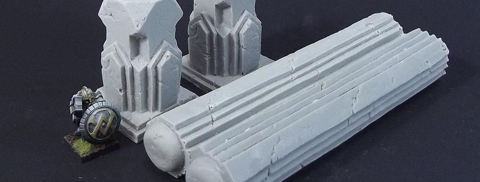 Dwarf columns
