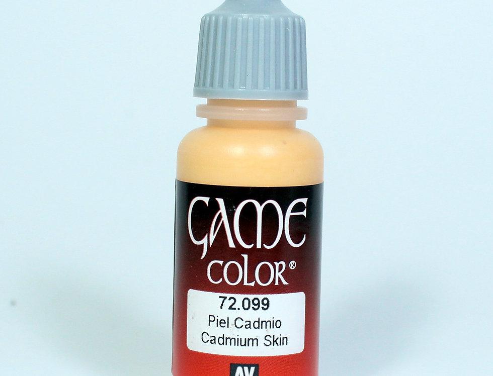 Cadmium Skin - Piel Cadmio