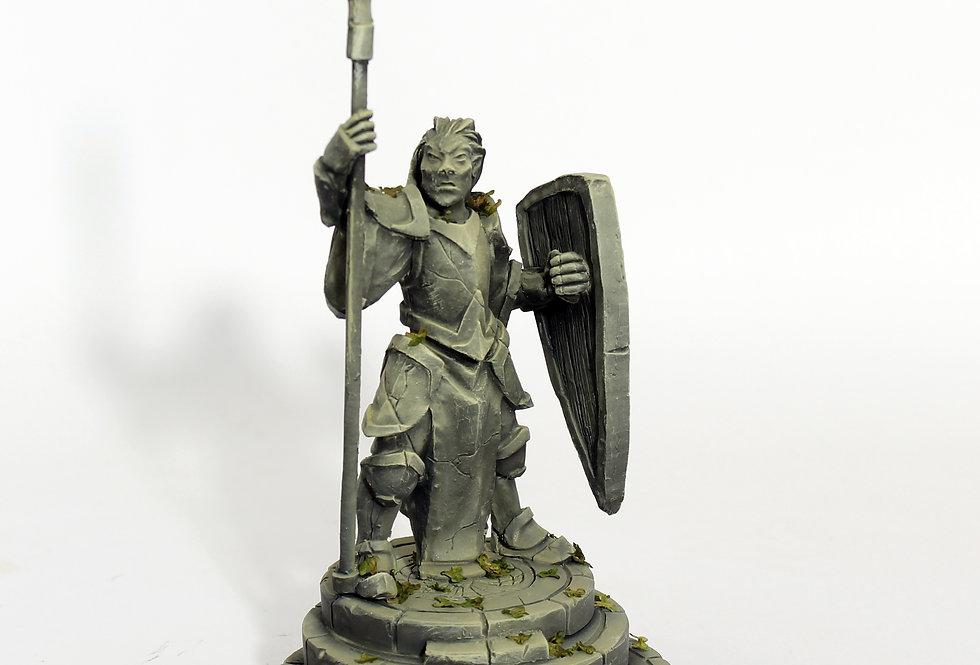 Elf statue