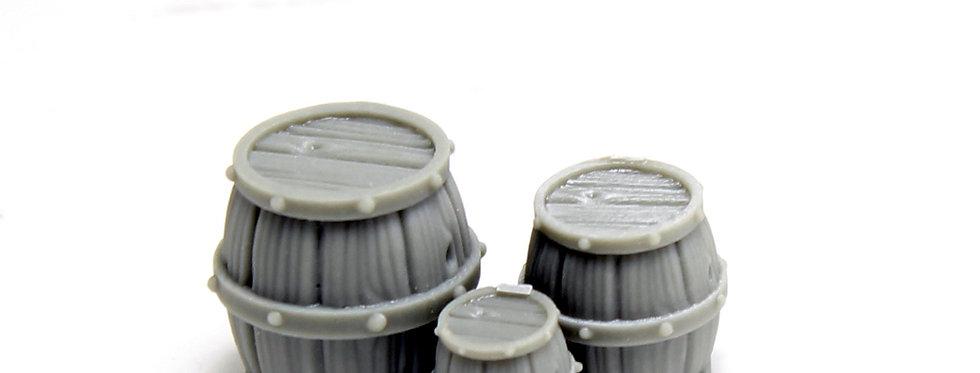 Barrels (wood)