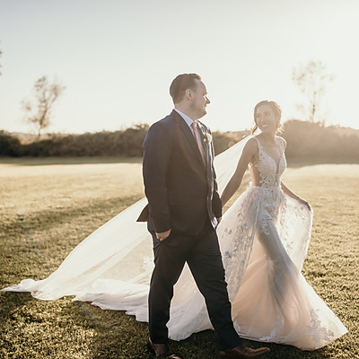 ETHEREAL GARDEN WEDDING
