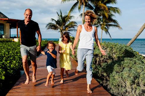 Grand Velas Riviera Maya, Family Photo