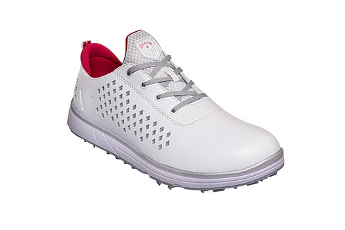 CHAUSSURES HALO DIAMOND blanche rose