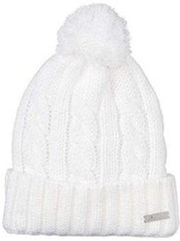 Bonnet Pom pom blanc cz0222