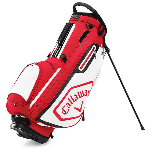 CALLAWAY SAC CHEV STAND Rouge
