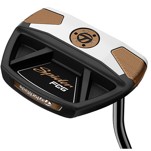 """TAYLORMADE PUTTER SPIDER FCG SINGLE BENT  35"""""""