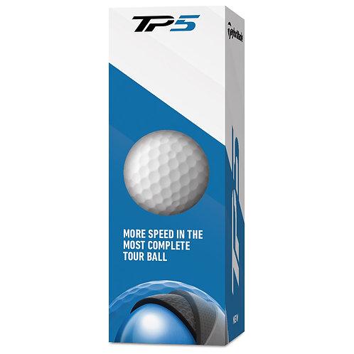BALLES TP5 - BOITE DE 3