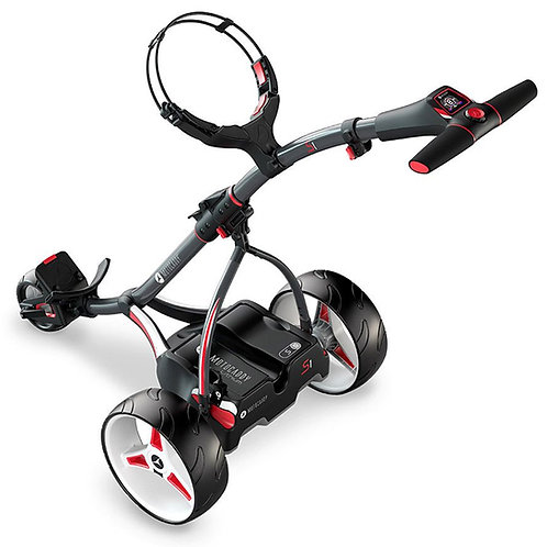 CHARIOT ELECTRIQUE S1 MOTOCADDY