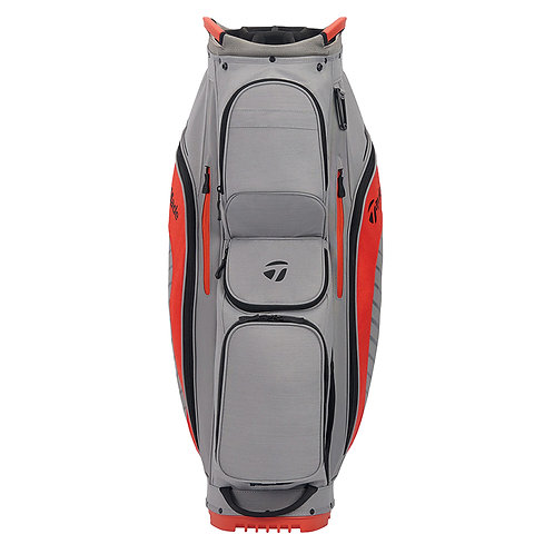 TAYLORMADE SAC CHARIOT CART LITE gris orange