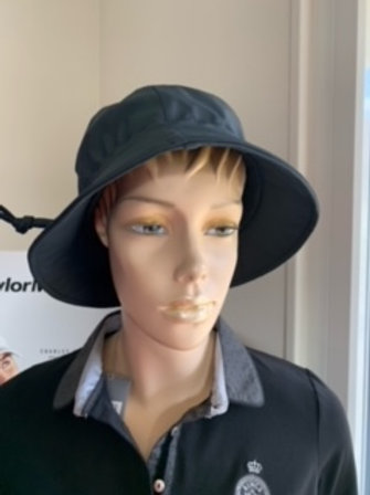 Chapeau  PLUIE  doublé POLAIRE Femme ajustable