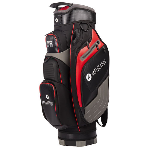 MOTOCADDY Sac Pro Series Rouge