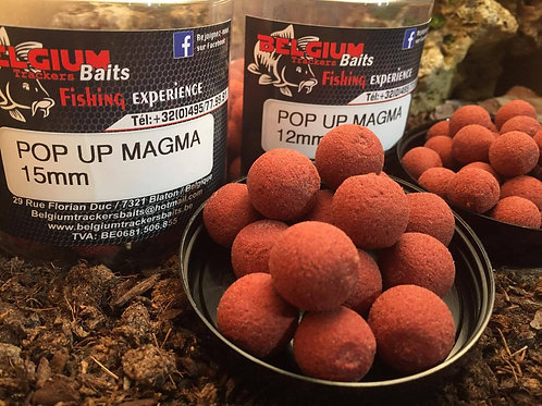 Pop up magma