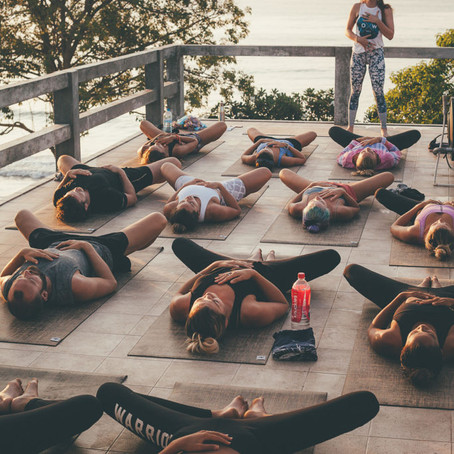 A Yoga Training in Rishikesh