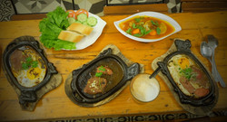 Beef dishes