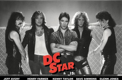 DC Star Band - 1982