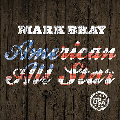 American All Star Souvenir CD by Mark Bray