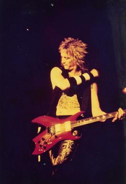 Dave Simmons - BC Rich Bich guitar 1984