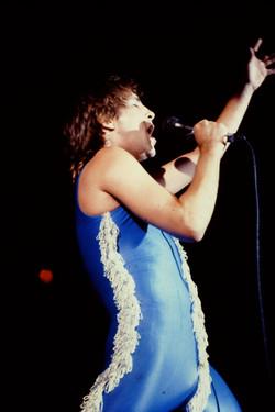 "Ken Taylor's ""blue skunk"" outfit"