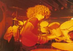 Glenn Jones - drums 1981