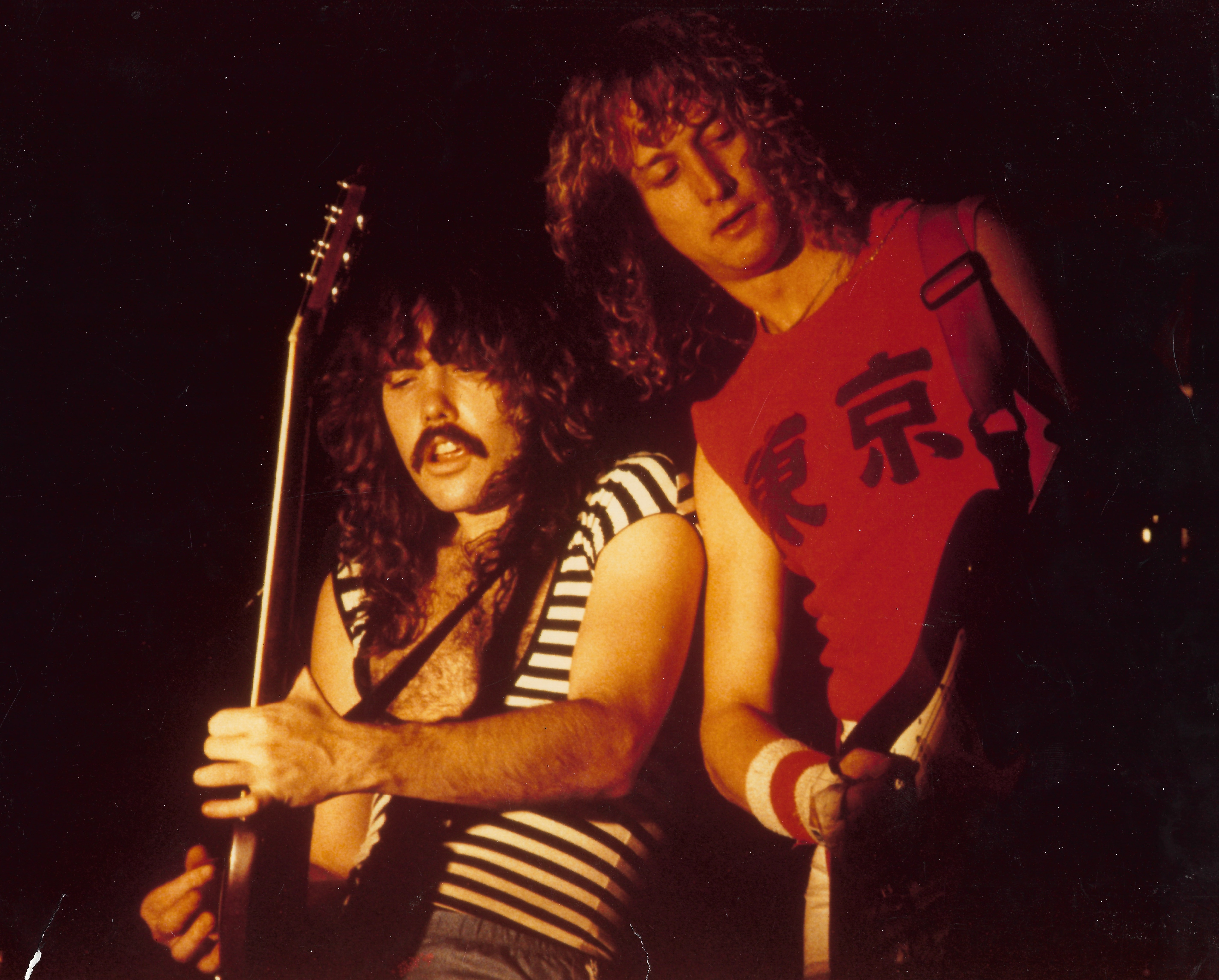 Jeff Avery & Dave Simmons 1983