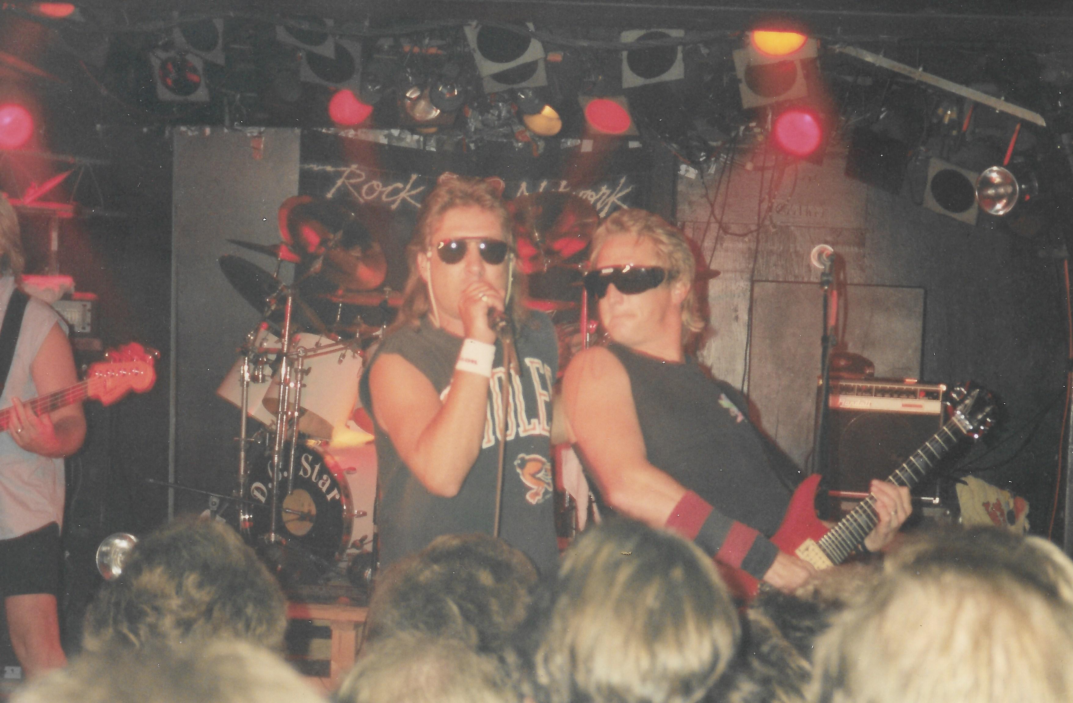 DCS Reunion 1992
