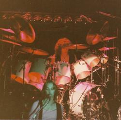 Glenn Jones drums DC Star