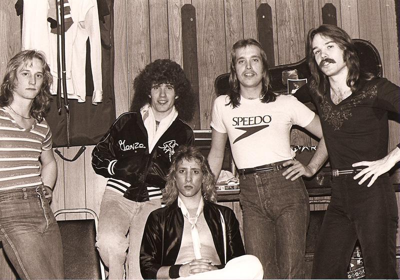 DC Star at The Sandbar 1980
