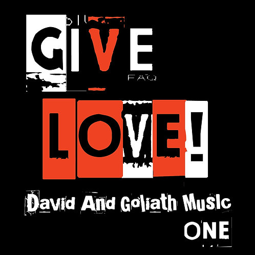 "David and Goliath Music -""One"" CD"